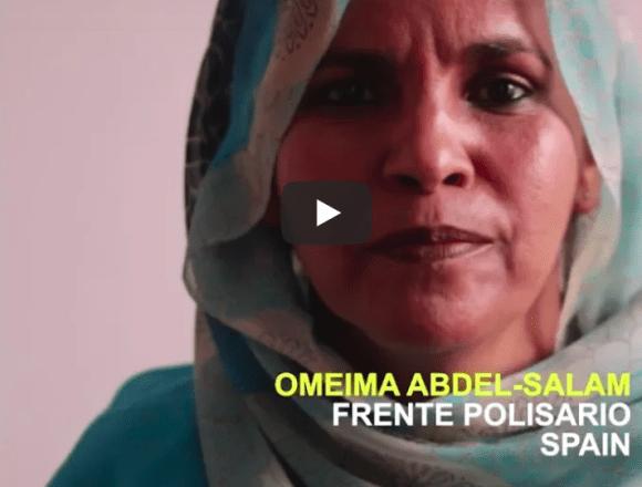 Omeima – Time to Talk – Western Sahara – YouTube