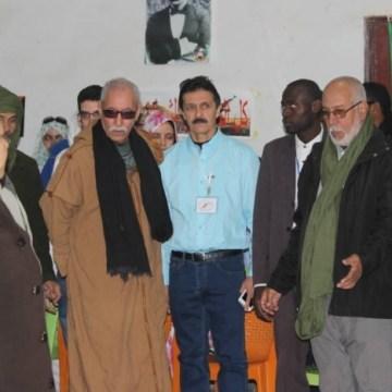 El Presidente de la República supervisa la graduación de una nueva promoción de cuadros políticos en la Escuela Nacional de cuadros saharauis Mártir El-Wali | Sahara Press Service