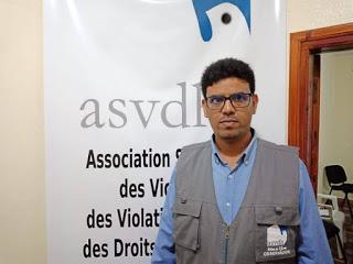 El aplazamiento del juicio del activista saharaui de derechos humanos Ibrahim al-Dehani al 23 de este mes. bentili