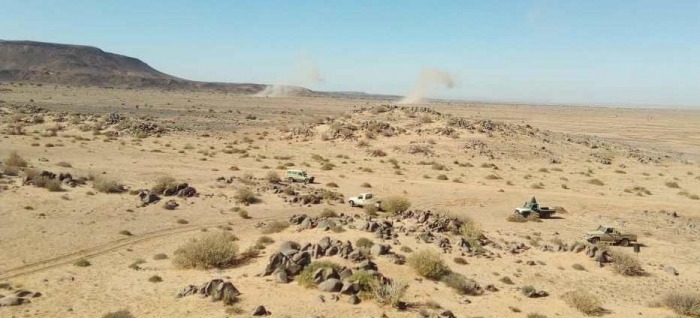 El Frente Polisario destruye las últimas minas terrestres que almacenaba – teinteresa