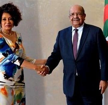 L'Algérie et l'Afrique du Sud réitèrent leur soutien au droit du peuple sahraoui à l'autodétermination | Sahara Press Service