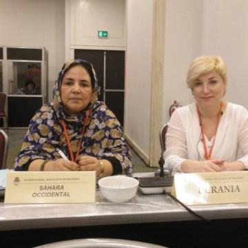 La UNMS participa en la reunión de la Internacional Socialista de Mujeres previa al Consejo Mundial de la Internacional Socialista que tendrá lugar en República Dominicana | Sahara Press Service