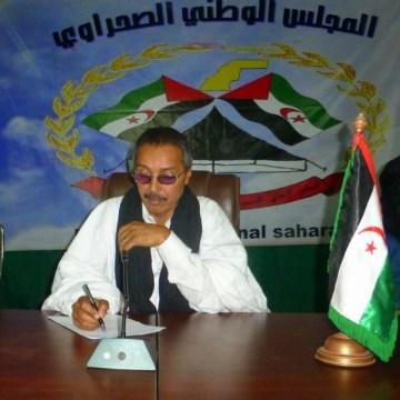 El Parlamento Saharaui envía condolencias por la muerte del Presidente del Parlamento de Bremen   Sahara Press Service