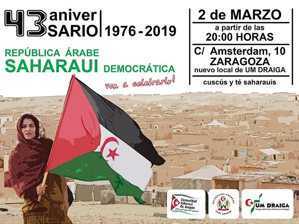 43 Aniversario RASD recordando el bombardeo de Um Draiga – CEAS-Sahara