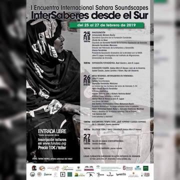 Sáhara Soundscapes – Liga de Estudiantes y Jóvenes Saharauis en el Estado Español