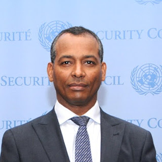 Amb. Dr Sidi M. Omar Representative of the Frente POLISARIO at the United Nations – To: «jean-pierre.lacroix» – Subject: Urgent: a young Sahrawi sets himself on fire at Guerguerat crossing