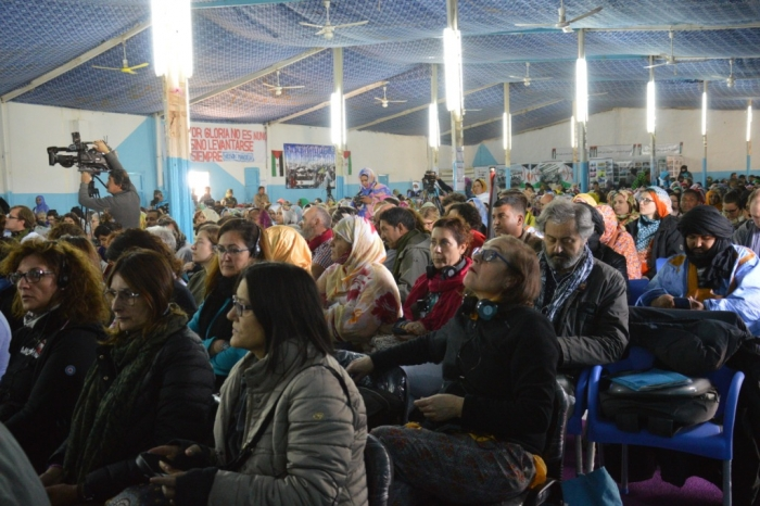 Large international participation in 8th Congress of National Union of Sahrawi Women | Sahara Press Service