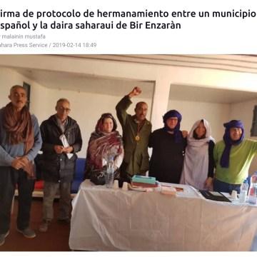 ⚡️ 🇪🇭 Las noticias saharauis del 14 de febrero de 2019: La #ActualidadSaharaui de HOY 🇪🇭🇪🇭