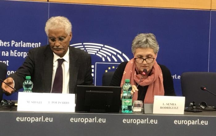 ULD Sidati asegura que el complot y la presión ejercida por la Comisión Europea para influir en los parlamentarios europeos reflejan la intención premeditada de Europa de burlar la legitimidad internacional | Sahara Press Service