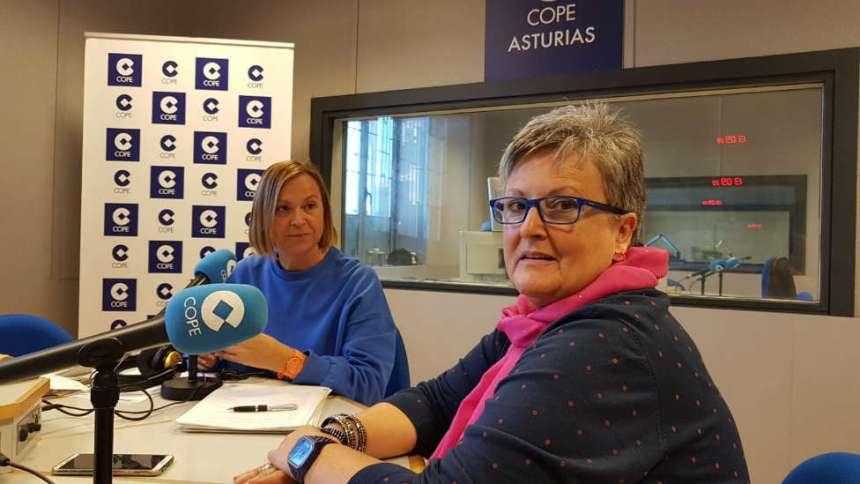 Belén Cueva, madre de acogida – Mediodía COPE Asturias – COPE