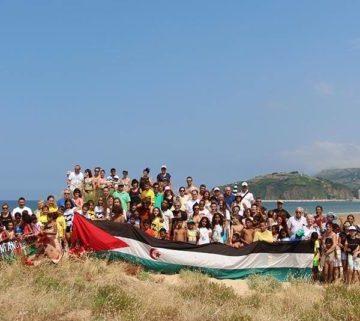 Cantabria por el Sáhara busca nuevas familias para 'Vacaciones en Paz' | El Faradio | Periodismo que cuenta