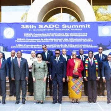 News: South Africa to brief media about SADC Solidarity Conference on Western Sahara – Human Rights for Western Sahara