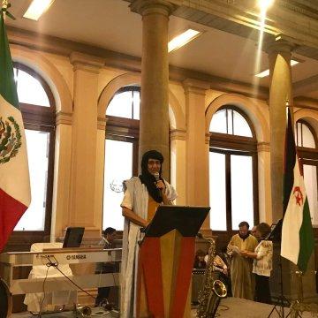 Embajada saharaui de MÉXICO: 43 aniversario de la proclamación de la República Árabe Saharaui Democrática