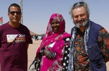 La Voz Indómita llega a los campamentos de refugiados saharauis. ¡¡Por fin!! – El Legado de Nubenegra