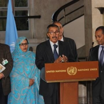 Enviado de la ONU, Horst Köhler, auspiciará nueva mesa de diálogo para la total descolonización del Sahara Occidental   Sahara Press Service