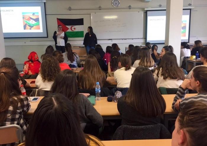 Espagne: l'Université Saint-Sébastien abrite des journées de sensibilisation sur la cause sahraouie   Sahara Press Service