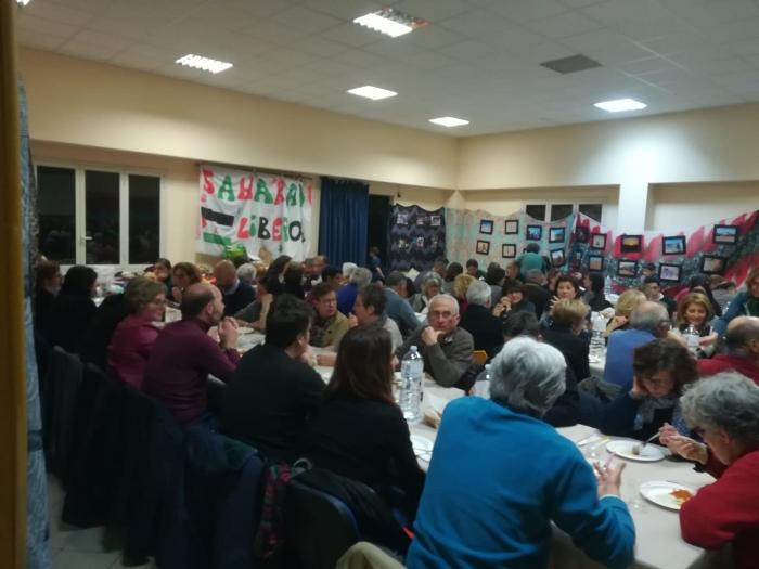 La Asociacion italiana » Mi Casa es Tu Casa» celebra el 43 aniversario de la proclamación de la RASD   Sahara Press Service