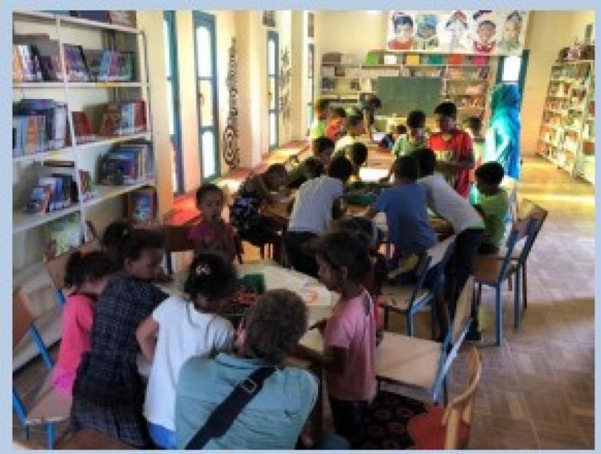 Biblioteques itinerants – CCOO