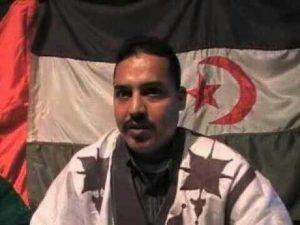 Saadoni, activista saharaui secuestrado por la policía marroquí | POR UN SAHARA LIBRE .org