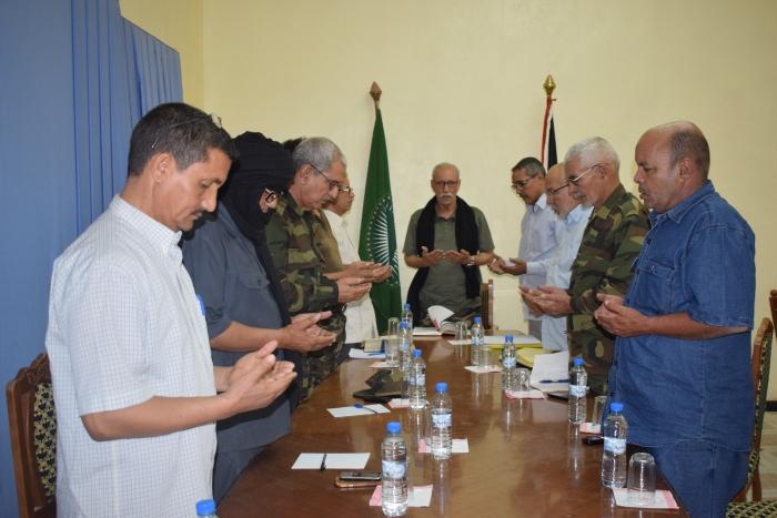 El Buró Permanente del SN del POLISARIO reitera su condena a los obstáculos impuestos por Marruecos ante una solución justa y duradera al conflicto en el Sahara Occidental   Sahara Press Service