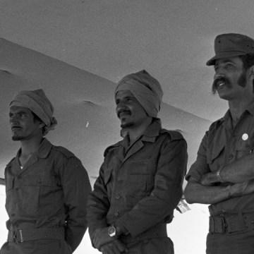 Memoria de la Guerra del Sahara Occidental contra el ejercito de Marruecos | DIARIO LA REALIDAD SAHARAUI