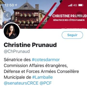Christine Prunaud: Ma question écrite sur la situation au #saharaoccidental