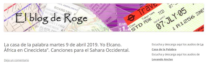 JUAN SOROETA Y MATT  HARDING CANCIONES PARA EL SAHARA OCCIDENTAL – el blog de Roge