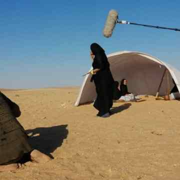 La escuela saharaui de cine prosigue el rodaje de «Toufa» – 2