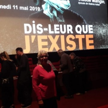 Projection du film «Dis leur que j'existe», une histoire sahraouie à Chambéry (France)   Sahara Press Service