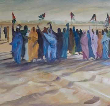 El Día de la madre en el Sahara Occidental y Mauritania   DIARIO LA REALIDAD SAHARAUI