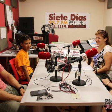 Sonrisa Saharaui busca a familias para el programa Vacaciones en Paz – Siete Días Jumilla