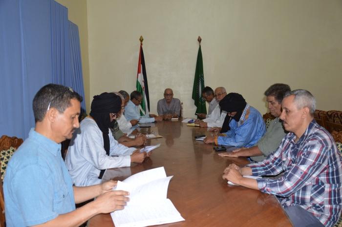 Front POLISARIO : «l'unique solution viable, durable et réaliste est celle qui respecte la volonté du peuple sahraoui»   Sahara Press Service
