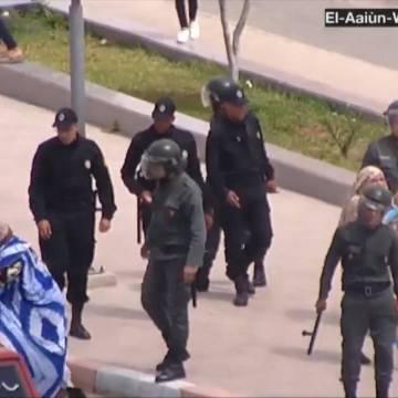 Autoridades marroquíes atacan a activistas del Sahara Occidental antes del voto de la ONU   Democracy Now!