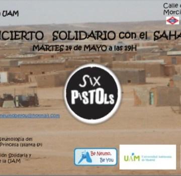 VI Concierto Solidario con el Sahara | BE NEUMO, BE YOU