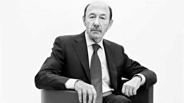 Delegada del F. Polisario expresa sus condolencias al PSOE por el fallecimiento de Rubalcaba   Sahara Press Service