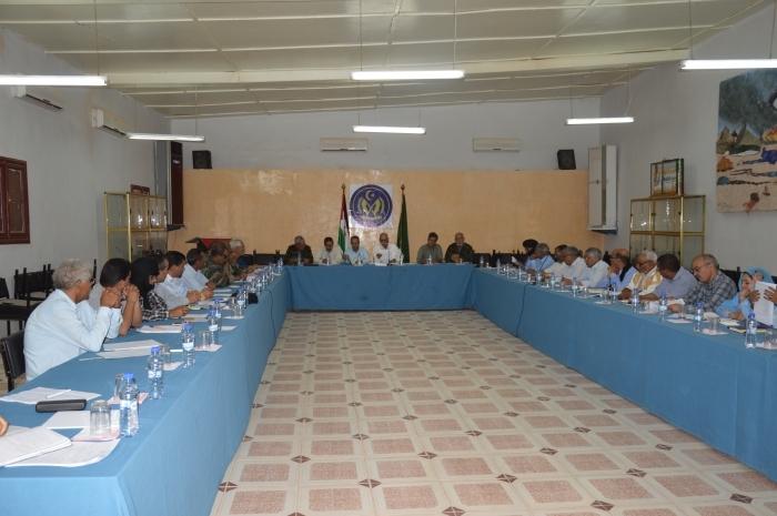 National Secretariat of Frente POLISARIO holds its tenth ordinary session | Sahara Press Service