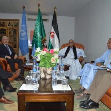 """""""Instamos al Secretario General de la ONU a actuar rápidamente para nombrar a un Enviado Personal con la misma convicción que Horst Kohler"""": Frente Polisario   Sahara Press Service"""