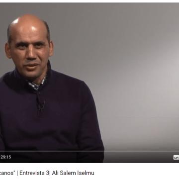 Serie «Escritores Africanos»   Entrevista 3  Ali Salem Iselmu – YouTube