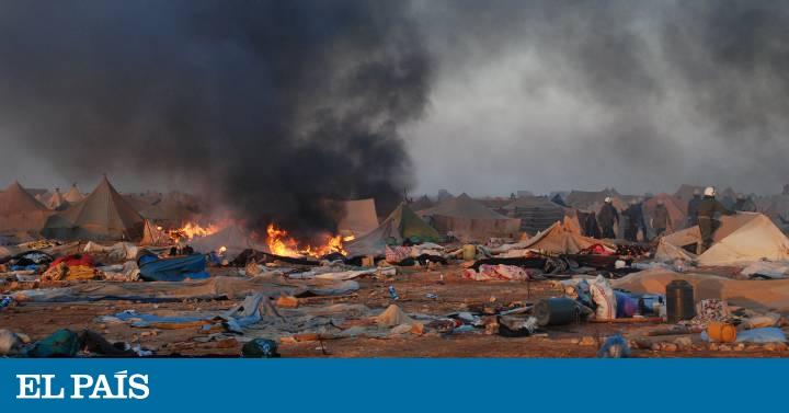 Sáhara libre (de periodistas)   Internacional   EL PAÍS