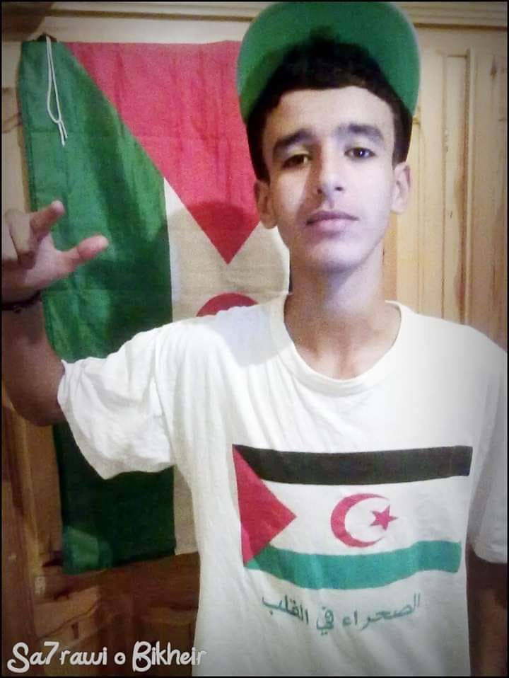 Confirmada por sus amigos la muerte en una patera del cantante de rap saharaui en los territorios ocupados Said (Flitoox). Descansa en Paz