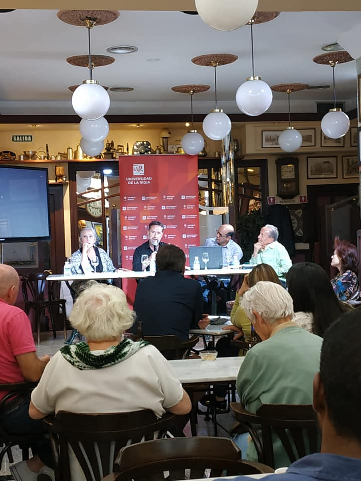 """LITERATURA E HISTORIA DEL SÁHARA, EN EL """"CAFÉ MODERNO"""" DE LOGROÑO >> Y… ¿dónde queda el Sáhara? >> Blogs EL PAÍS"""