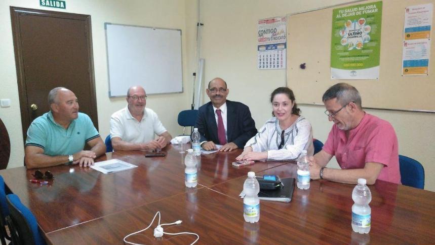 Adelante Andalucía reitera su compromiso con el pueblo saharaui · Granada · Andalucía Información