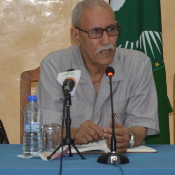 Sahrawi people more than ever determined to regain independence (President Brahim Ghali) | Sahara Press Service
