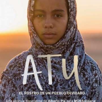 «Atu, el rostro de un pueblo olvidado», una película documental sobre la vida en los campamentos de refugiados saharauis