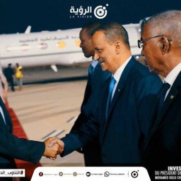 El presidente del Sáhara Occidental, Brahim Gali, llega a Nuakchot para la investidura de Mohamed Ould Ghazouani – ECS