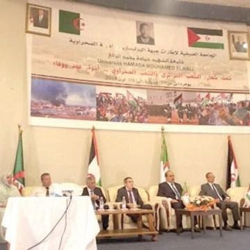 Sahara occidental : Le Polisario tient son université d'été – REPORTERS ALGERIE