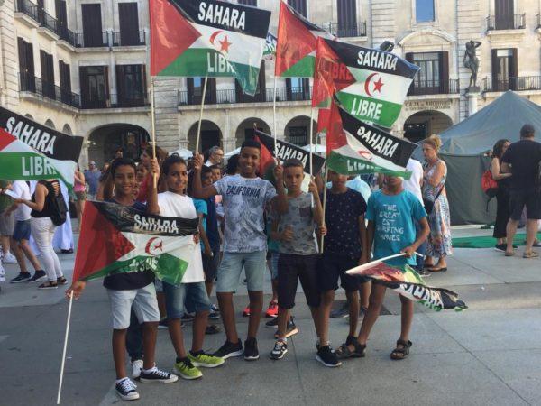 """81 niños saharauis veranean en Cantabria: """"En los campamentos es insoportable""""   El Faradio   Periodismo que cuenta"""