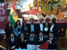 "Nace la red ciudadana ""BOLIVIA CON EL SAHARA""   Sahara Press Service"