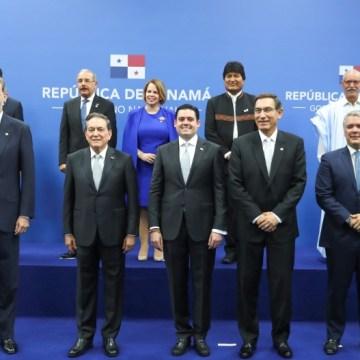 Presidente Brahim Gali asiste al traspaso de Mando Presidencial del Presidente Electo de Panamá, Laurentino Cortizo Cohen   Sahara Press Service