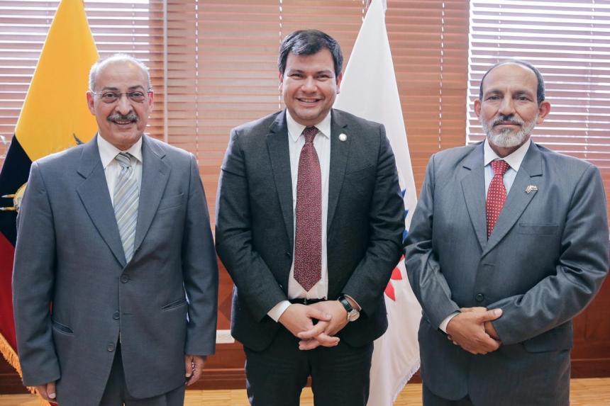 La RASD estrecha relaciones de amistad y cooperación con la República del Ecuador   Sahara Press Service